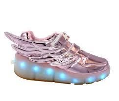 galaxy shoes light up galaxy led shoes light up usb charging rolling wings kids sneakers