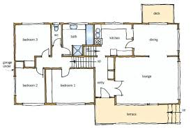 side split house plans tri level home plans designs split level floor plans houses