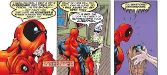 like deadpool before it the read these deadpool before seeing the