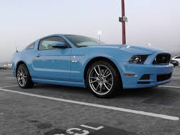 2013 mustang gt blue 2013 ford mustang gt in grabber blue