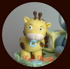 giraffe baby shower cake cake devils ny s own cake devils is now serving the nc