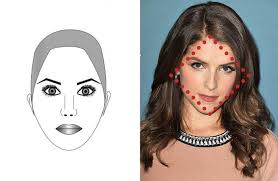 hairstyles for diamond shaped face hairstyles and hairstyles for diamond shaped face photo