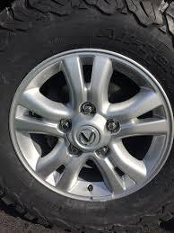 lexus alloy wheels corrosion 2003 lexus lx470 full correction and gtechniq csl exo
