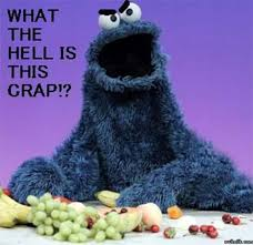 Cookie Monster Meme - attack of the meme cookie monster