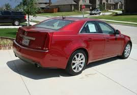 2008 cadillac cts for sale 2008 cadillac cts in haslet stock number u377k