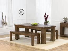 furnitures dining set with bench lovely stylish dining table sets