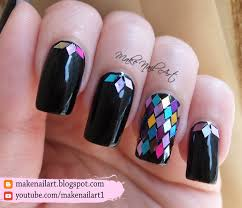 make nail art april 2016