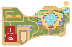 pacha macau presents summer love pool party pool party floorplan