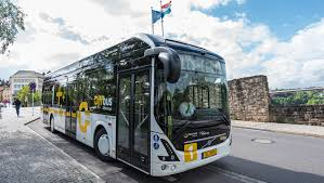 volvo group global volvo receives largest ever order of fully electric buses for