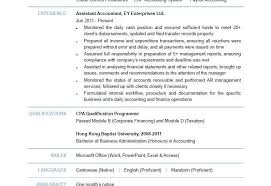 professional resume template accountant cv document sle sle resume for accounts payable and receivable impressive