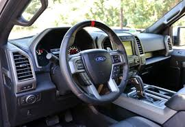 F150 Raptor Interior 2017 Ford F 150 Raptor Supercab Test Drive Review Autonation