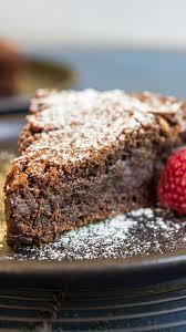chocolate brownie cake recipe tastemade