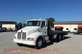 kenworth trailers 2001 kenworth t300 with 24 u0027 century carrier jerr dan landoll