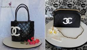 cake purse the best custom chanel cakes lollipuff