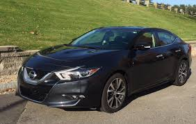 dark gray nissan review 2016 nissan maxima affordable luxury bestride