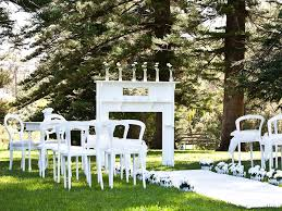 outdoor wedding aisle decorations theme of outside wedding