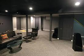Diy Basement Flooring Finishing Basement Floor Ideas Floors Diy Window Jamb