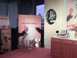 benefit cosmetics prop design on behance