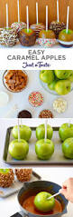 candy apples for halloween