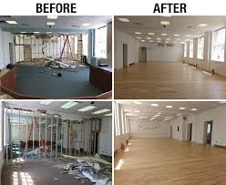Laminate Flooring Before And After New Spire Spaces Before And After New Spire Arts