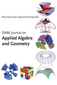 applications of algebra geometry and topology