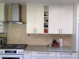Cheap White Cabinet Kitchen Unusual White Painted Shaker Cabinets Rta White Shaker