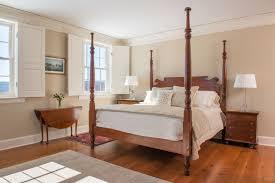 Georgian Bedroom Furniture by Georgian Colonial Traditional Bedroom Boston By Bonin