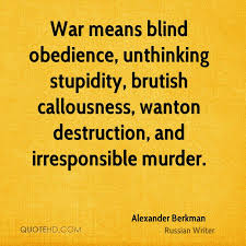 Blind Obedience To Authority Quotes About Blind Obedience 39 Quotes