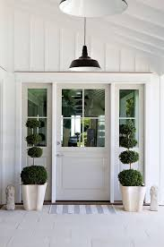 Front Door Light Fixtures by Topiary Style A Dash Of Manicured Charm