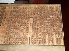 wood block woodblock printing