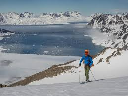 greenland backcountry ski touring hut based first descents