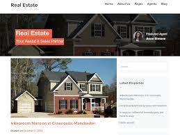 real estate lite wordpress theme themememe