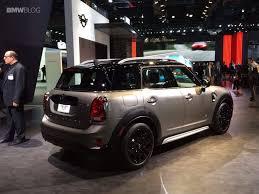 2016 la auto show 2017 mini cooper s e countryman all4 plug in hybrid