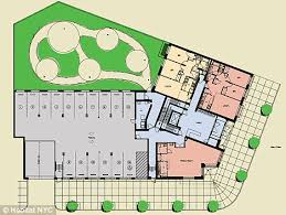Floor Plan For Gym 18m U0027anti Obesity U0027 Nyc Apartment Building With Gym And Slow