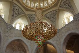 Largest Chandelier Largest Chandelier Grand Mosque Abu Dhabi Uae The Mosq Flickr
