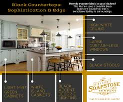 kitchen cabinets color option a few tips for using the color black in your kitchen bucks