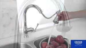 grohe bridgeford kitchen faucet grohe bridgeford product