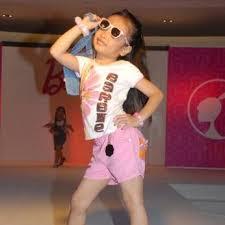 preteen girl modeling mini models the little big stars of dubai gulfnews com