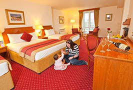 Hodson Bay Hotel Child Friendly Breaks Athlone - Hotels with family rooms