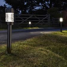 Best Solar Garden Lights Solar Garden Lights Powerbee Saturn Home Lighting Ideas
