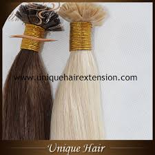 pre bonded hair china brazilian virgin italia keratin pre bonded hair extensions