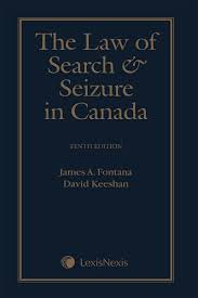 lexis nexis news search the law of search and seizure in canada 10th edition lexisnexis