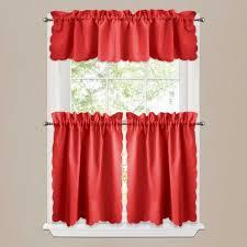 Walmart Kitchen Curtains Valances by Best 25 Kitchen Curtains And Valances Ideas On Pinterest No Sew