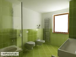decorating ideas for bathrooms colors bright green color for modern bathroom decorating only then