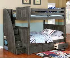 Bunk Bed For 3 Full Full Jordan Bunk Bed Rooms4kids