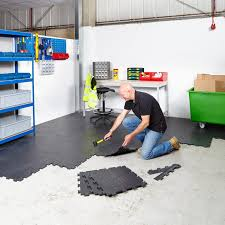 Interlocking Garage Floor Tiles Interlocking Garage Floor Tiles Modern Flooring Ideas Intended For