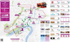 Hop On Hop Off New York Map by City Sightseeing Cordoba Hop On Hop Off