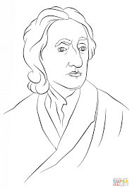 john locke coloring page free printable coloring pages