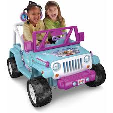 paw patrol power wheels fisher price power wheels disney frozen jeep wrangler 12 volt