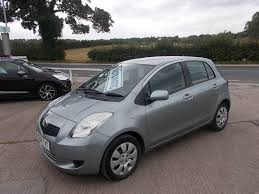 used toyota yaris cars for sale in hull east yorkshire motors co uk